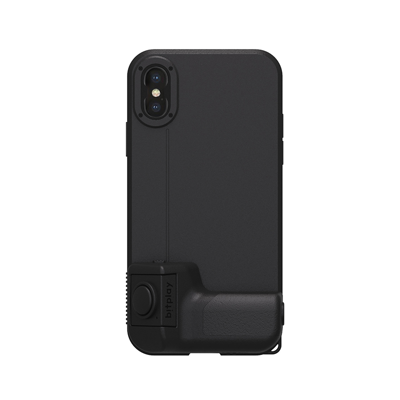 SNAP! Case+GRIP Bluetooth Shutter (Xs/Xs Max)