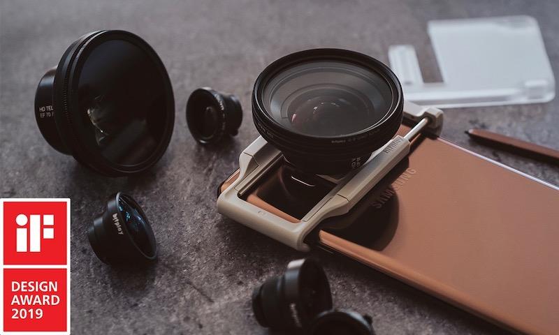 AllCLIP+Premium HD Wide Angle Lens