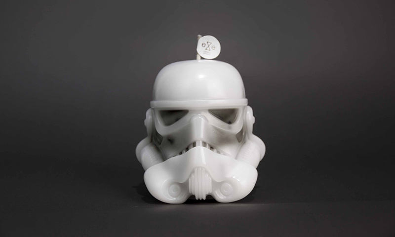 Stormtrooper Scented Candle